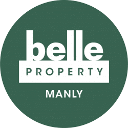 Belle Property Manly Qld Logo